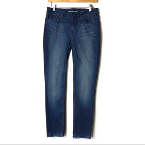 CALVIN KLEIN Ultimate Skinny Jeans Denim Pants
